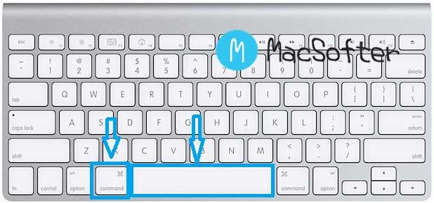 Mac如何切换输入法