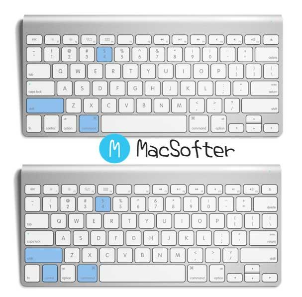 mac截取一部分屏幕,截取一部分屏幕到剪贴板上
