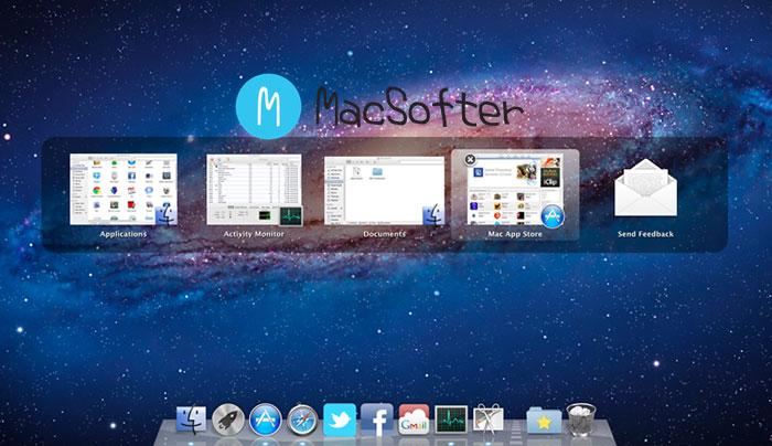 Mac电脑上更高效的窗口快速切换工具 :HyperSwitch