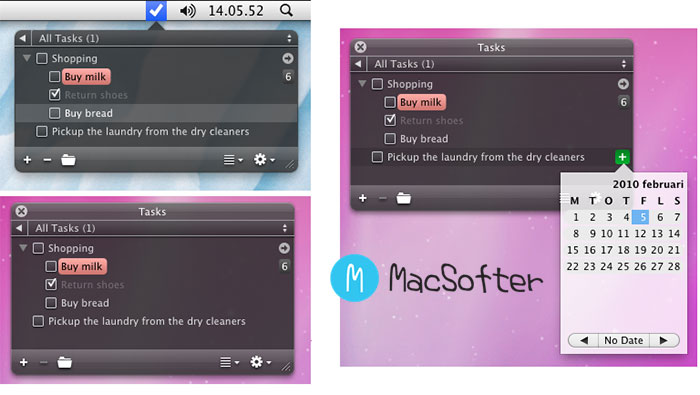 Remember : macOS的高效的Todo类任务待办事项管理工具