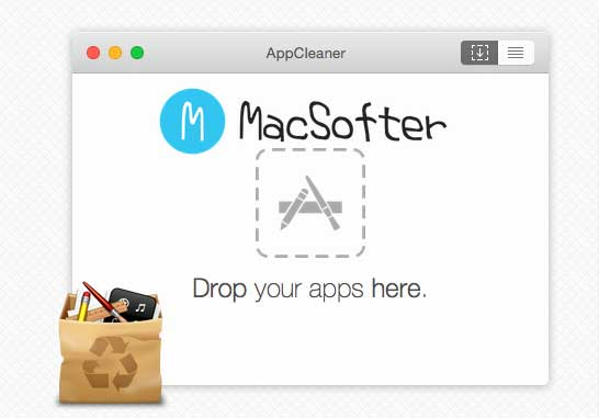 Mac电脑上的软件卸载及垃圾清理工具 : App Cleaner