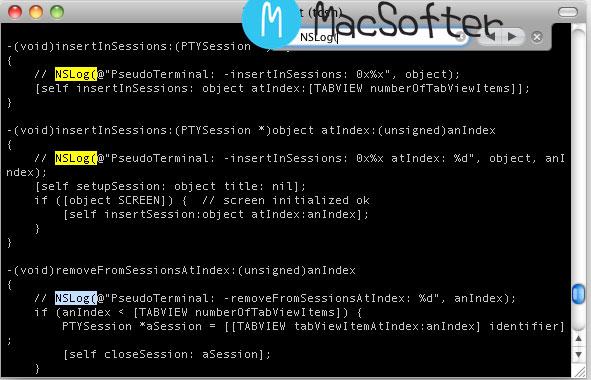 iTerm2 : Mac的强大高效的终端软件