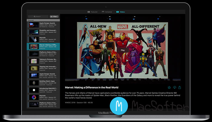 WWDC : Mac 第三方WWDC观看及直播工具