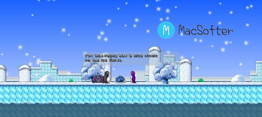 [Mac] SuperTux : 2D横版冒险游戏