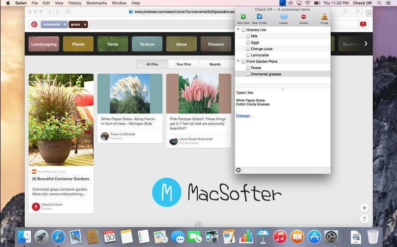 [Mac] Check Off : 菜单栏GTD任务管理工具