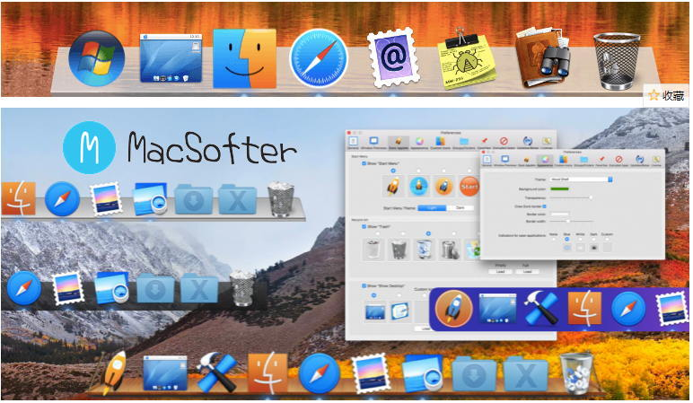 [Mac] ActiveDock : Dock工具栏增强工具