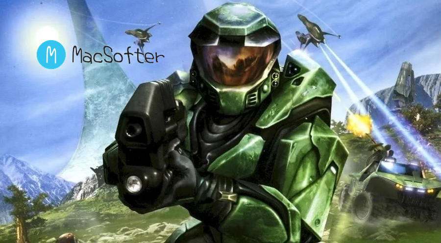 [Mac]光晕:战争进化(Halo: Combat Evolved) : 第一人称射击游戏