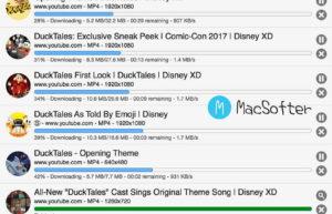[Mac] Downie : 最好用的在线视频下载工具