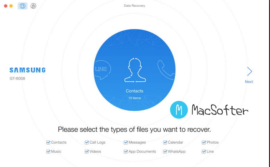 [Mac] PhoneRescue for Android :Android安卓数据恢复软件
