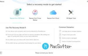 [Mac] PhoneRescue for iOS :iPhone/iPad等iOS设备数据恢复软件