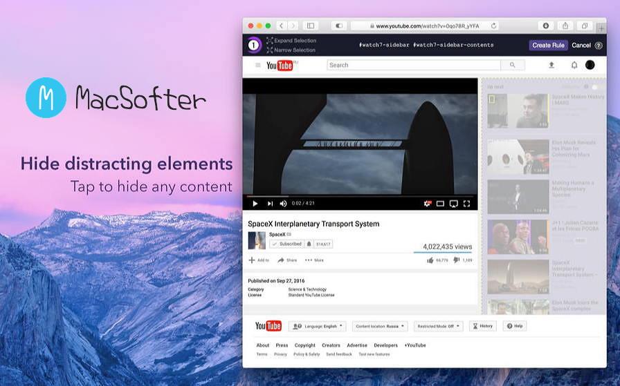 [Mac] 1Blocker :实用的广告屏蔽拦截工具