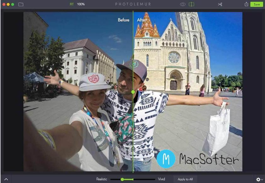 [Mac] Photolemur : 智能傻瓜化照片优化软件