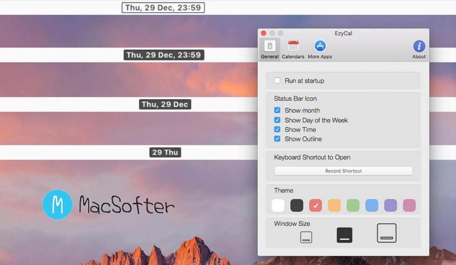 [Mac] EzyCal :简洁实用的待办事项任务管理日历软件