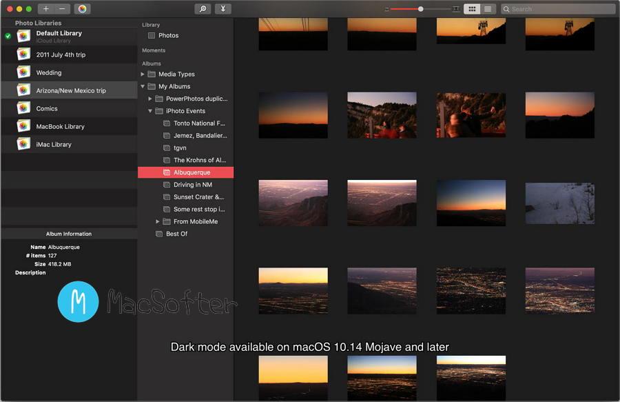 [Mac] PowerPhotos :具备查找清理重复照片功能的照片管理工具