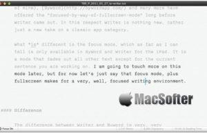 [Mac] iA Writer :让我们更专注的写作工具