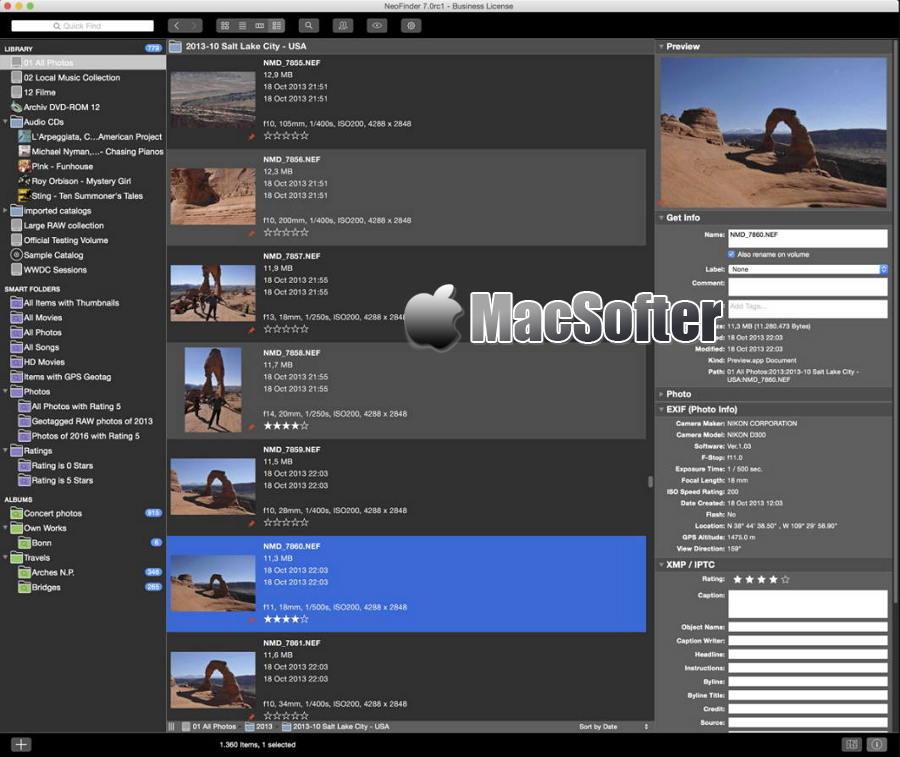[Mac] NeoFinder :高效方便的文件分类整理工具