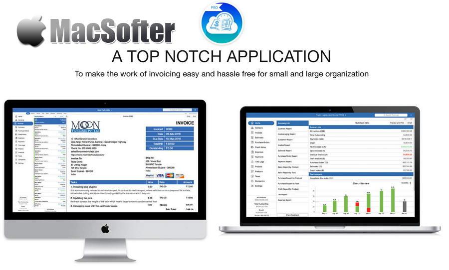[Mac] Moon Invoice : 支持iCloud同步的发票单据管理工具