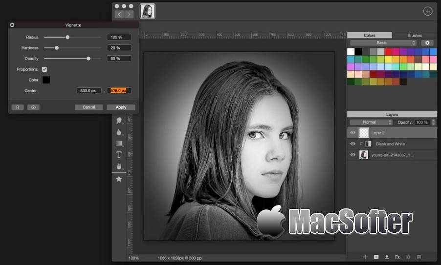 [Mac] Artstudio Pro :专业的图像编辑软件及绘图软件