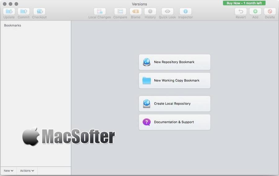 [Mac] Versions : 好用的Subversion客户端工具