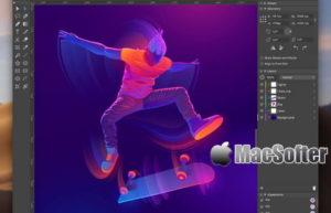 [Mac] Amadine : 矢量图设计绘制软件