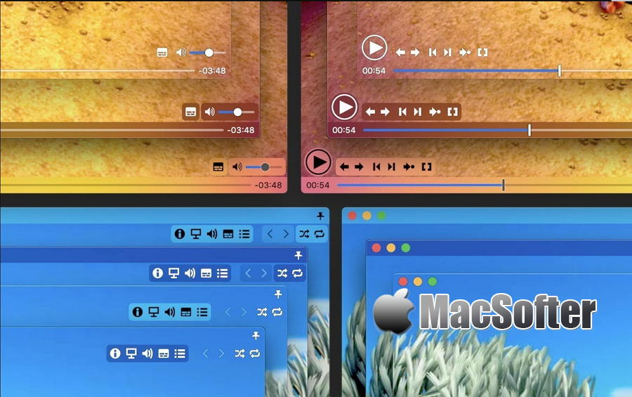 [Mac] Movist : 基于QuickTime和FFmpeg的视频播放器