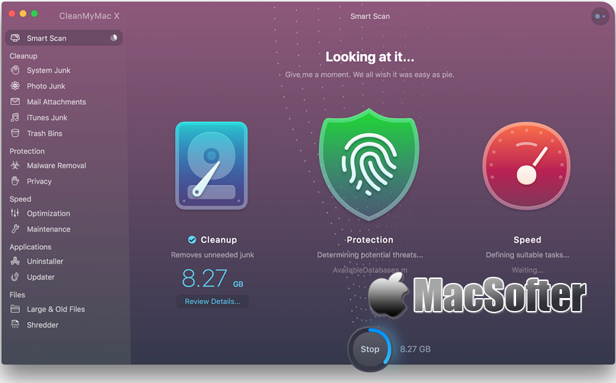 [Mac] CleanMyMac X : 最强大的垃圾清理系统优化工具