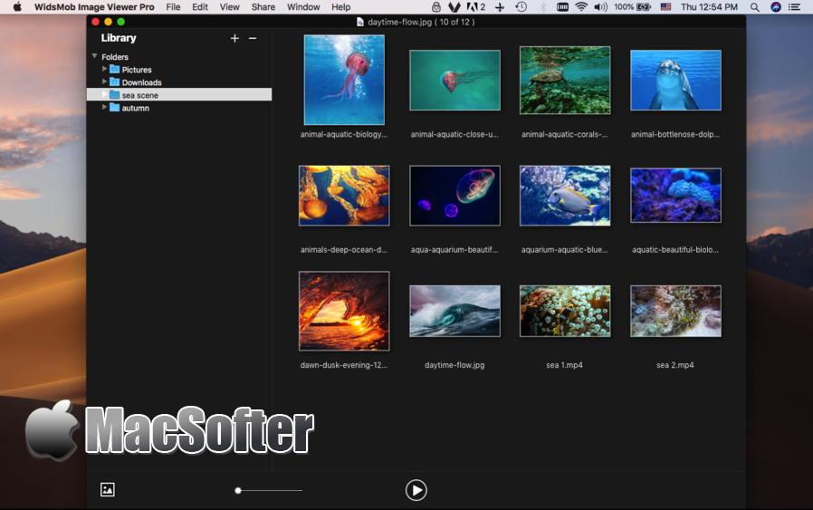 [Mac] WidsMob Viewer Pro : 方便好用的看图软件