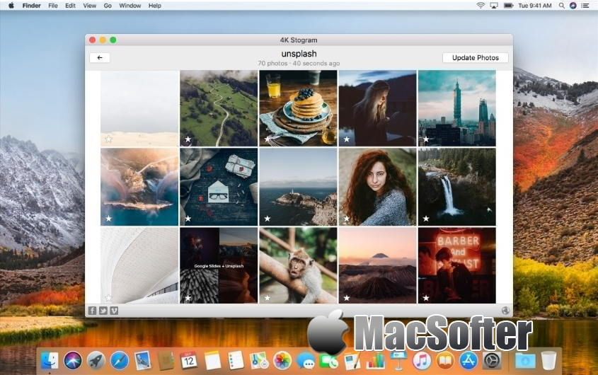 [Mac] 4K Stogram : Instagram浏览器和下载器
