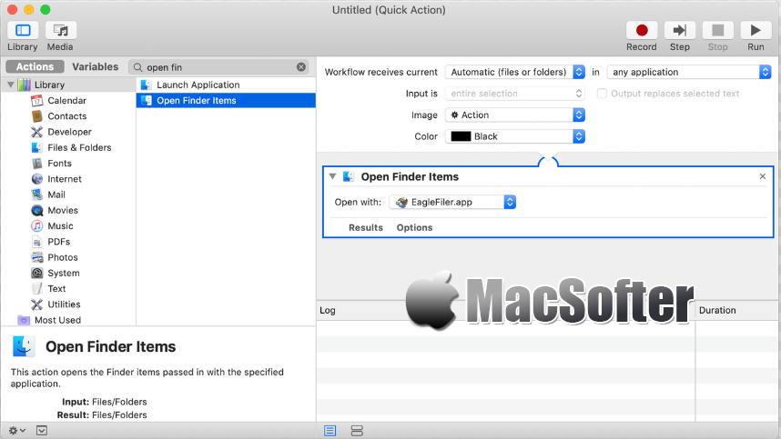 [Mac] EagleFiler : 信息及文件高效管理工具