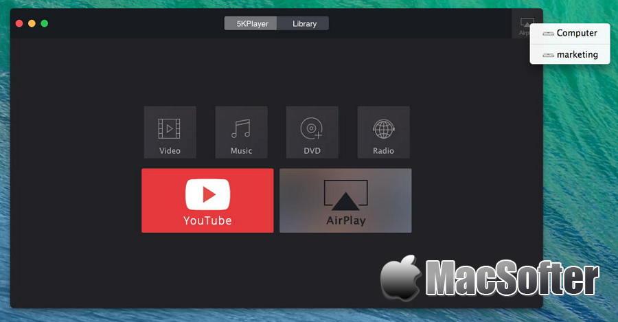 [Mac] Beamer : 支持AirPlay和Google Cast的视频播放器