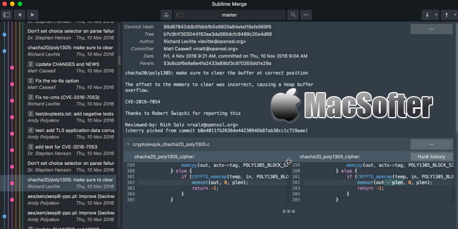 [Mac] Sublime Merge : 专业的Git客户端工具