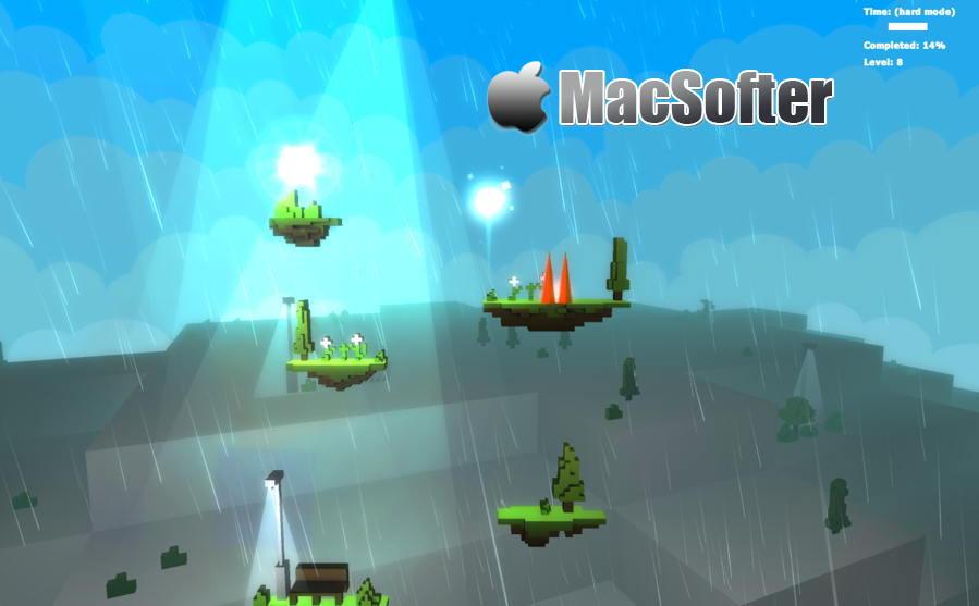 [Mac] GlowOne : 外星世界主题的益智解谜游戏