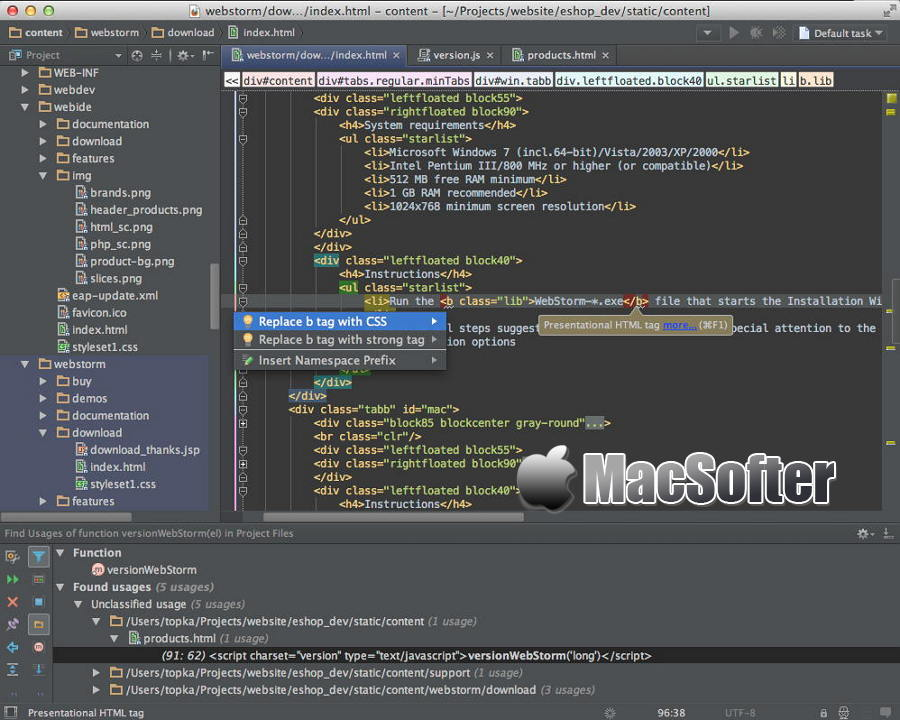 [Mac] JetBrains PhpStorm : PHP集成开发工具(PHP IDE)