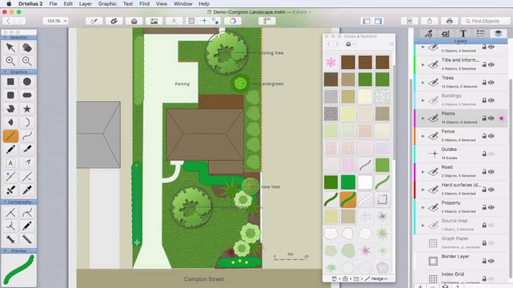 [Mac] Ortelius : 专业的地图绘制工具