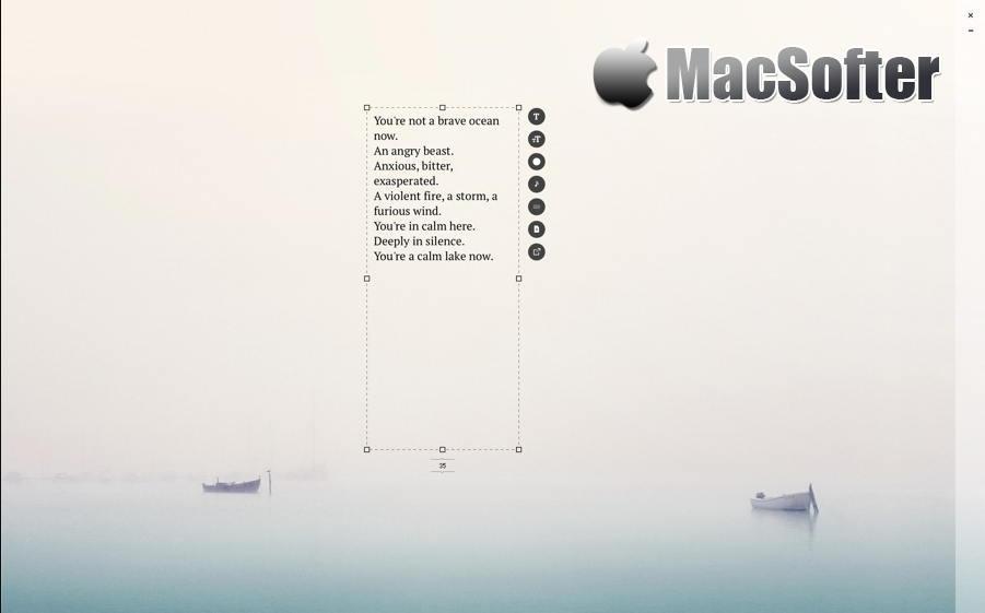 [Mac] OmmWriter : 极简风的免打扰高效写作工具