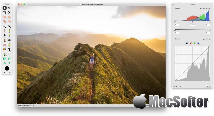 [Mac] Acorn : 优秀的图像编辑处理工具