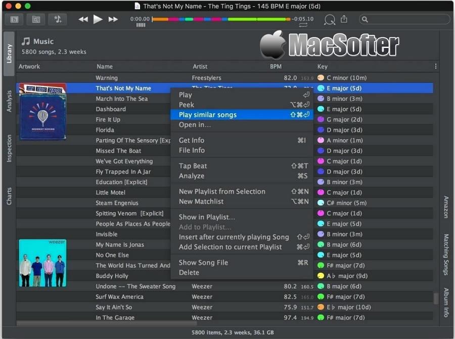 [Mac] beaTunes : 方便好用的音乐管理工具