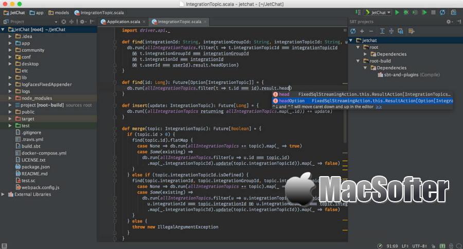 [Mac] JetBrains RubyMine : Ruby和Rails开发环境