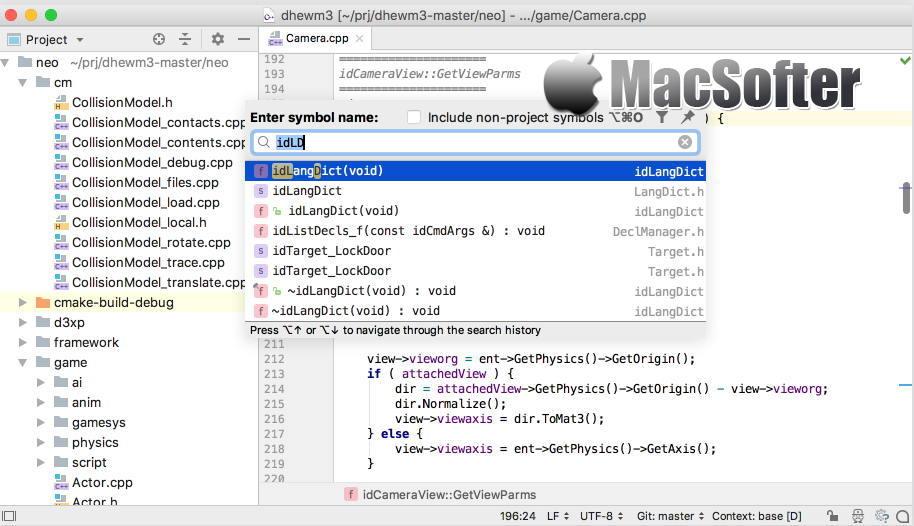 [Mac] JetBrains Clion : C/C++集成开发环境