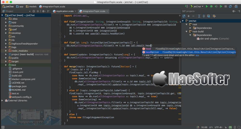 [Mac] JetBrains WebStorm :JavaScript开发工具
