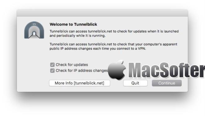 [Mac] Tunnelblick : 好用的OpenVPN客户端
