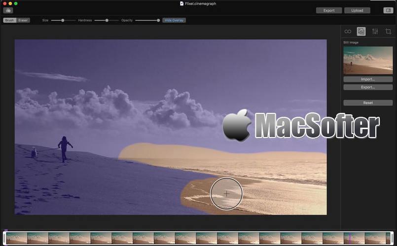 [Mac] Cinemagraph Pro : 照片动态特效处理gif动图制作工具