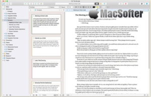 [Mac] Scrivener : 强大的写作工具