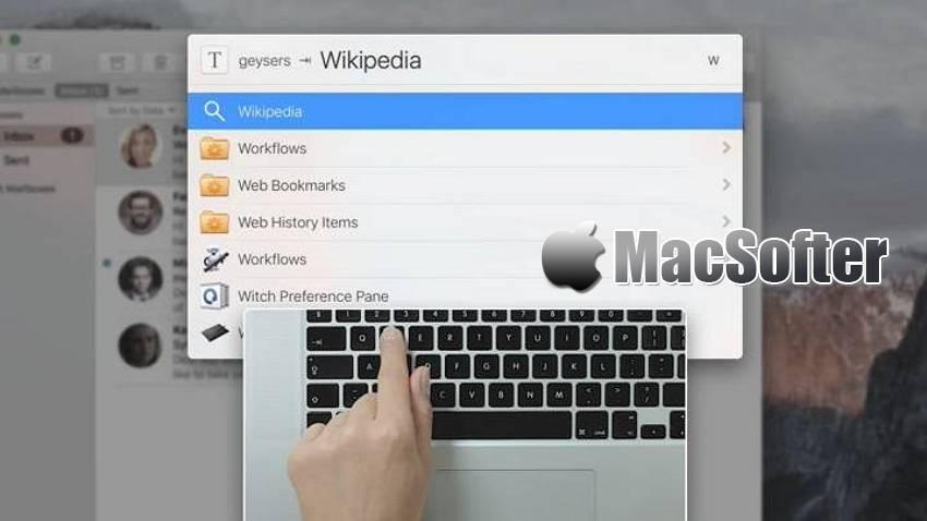 [Mac] LaunchBar :高效的快速启动快捷操作工具