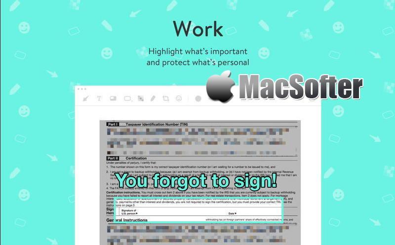 [Mac] Annotate :强大的屏幕截图以及标注工具