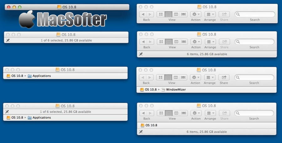 [Mac] WindowMizer : 卷帘式窗口最小化工具