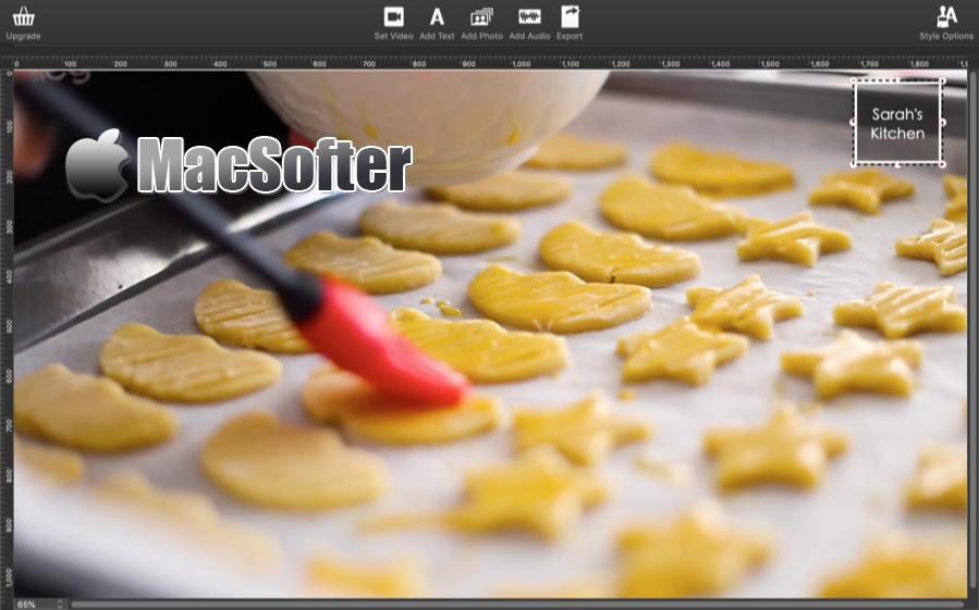 [Mac] itsMine :给视频添加图形或文字水印的软件