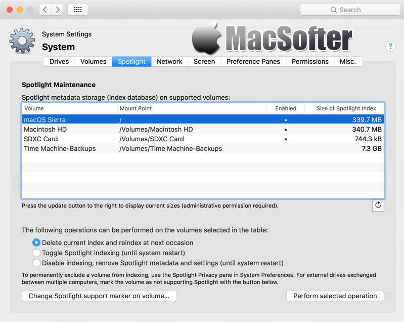 [Mac] TinkerTool System : 系统深度设置及维护工具