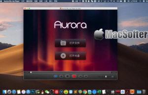 [Mac] Aurora Blu-ray Player : 好用的蓝光播放器
