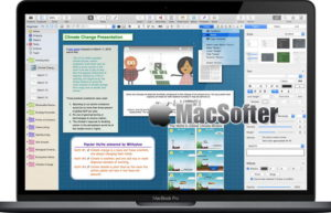 [Mac] Curio Pro : 支持绘制思维导图的笔记软件